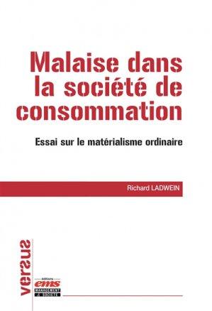 Malaise dans la societe de consommation-ems-9782376870265