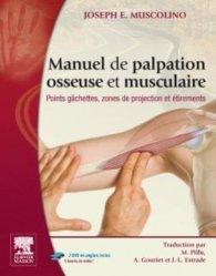 Manuel de palpation osseuse et musculaire