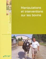 Manipulations et interventions sur les bovins