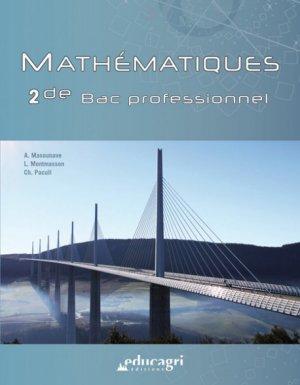 Mathématiques - 2de BAC professionnel-educagri-9791027500895
