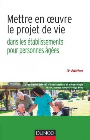 Mettre en oeuvre le projet de vie-dunod-9782100765324