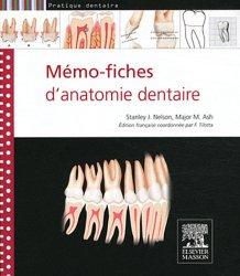 Mémo-fiches d'anatomie dentaire