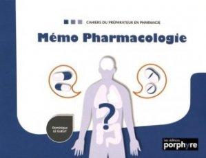 Mémo Pharmacologie-porphyre-9782362920318