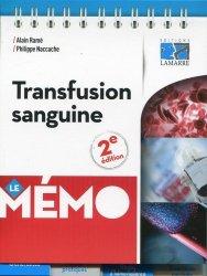 Mémo transfusion sanguine