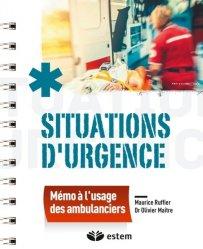 Mémo d'urgence pour les ambulanciers