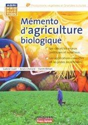 Mémento d'agriculture biologique