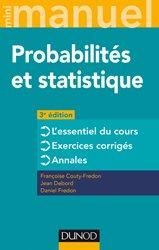 Mini Manuel - Probabilités et statistique