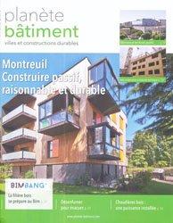 Montreuil Construire passif, raisonnable et durable