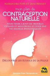 Mon plan de contraception naturelle : pour venir à bout des troubles cutanés et menstruels
