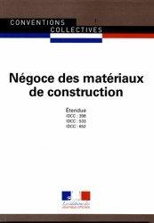 N goce des mat riaux de construction collectif 9782110770455 journaux offic - Materiaux de construction innovants ...