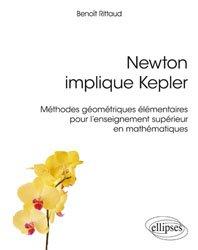 Newton implique kepler