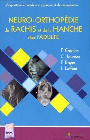Neuro-orthopédie du rachis et de la hanche chez l'adulte-sauramps medical-9791030301137