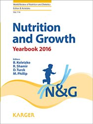 Nutrition and Growth Yearbook 2016