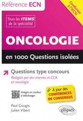 Oncologie en 1000 questions isolées