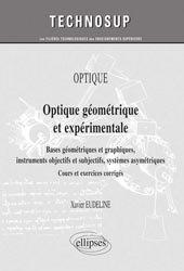 Optique géométrique et expérimentale.