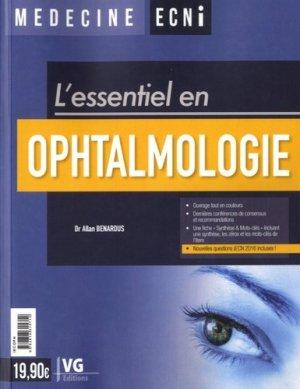Ophtalmologie-vernazobres grego-9782818315712