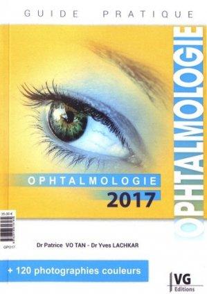 Ophtalmologie 2017-vernazobres grego-9782818316184