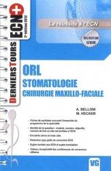 ORL - Stomatologie - Chirurgie maxillo-faciale