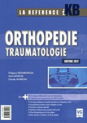 Orthopédie - Traumatologie-vernazobres grego-9782818315026