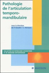 Pathologie de l'articulation temporo-mandibulaire