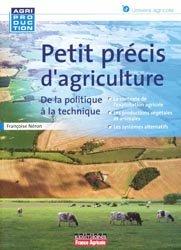 Petit précis d'agriculture