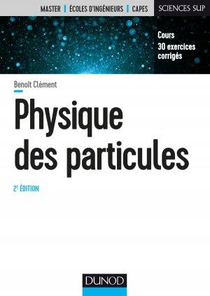 Physique des particules-dunod-9782100761715