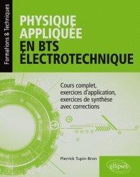 Physique appliquée en BTS électrotechnique