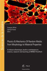 Physics and mechanics of random media