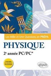Physique 2e année PC/PC*