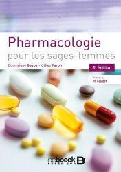 Pharmacologie pour les sages femmes