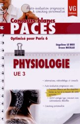 Physiologie UE3  (Paris 6)