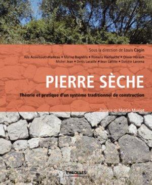 Pierre sèche : théorie et pratique-eyrolles-9782212673517