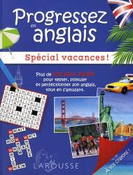 Progressez en anglais spécial vacances