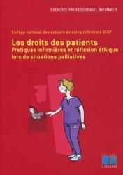 Pratiques infirmières et droits des patients en situations palliatives