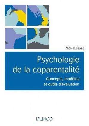 Psychologie de la coparentalité-dunod-9782100763559