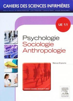 Psychologie, Sociologie, Anthropologie-elsevier / masson-9782294707773