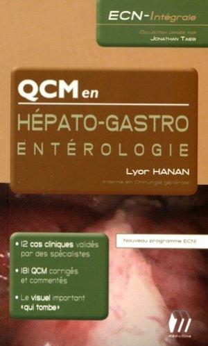 QCM en Hépato-gastro-entérologie-medicilline-9782915220704