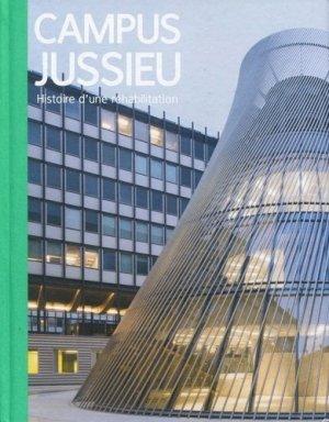 Rénovation du campus de Jussieu : son architecture-archibooks-9782357334205
