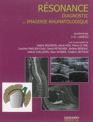 Résonance Diagnostic en imagerie rhumatologique-sauramps medical-9782840239581