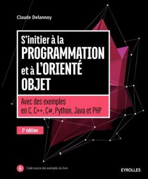 S'initier à la programmation et à l'orienté objet-eyrolles-9782212118261