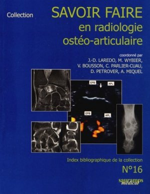 Savoir faire en radiologie ostéo-articulaire-sauramps medical-9782840239352