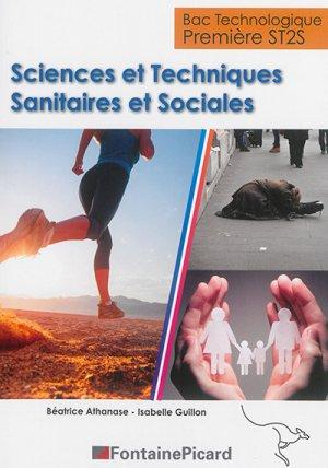 Sciences et techniques sanitaires et sociales Première-fontaine picard-2302744628105