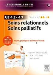 Soins relationnels  - Soins palliatifs  UE 4.2 et 4.7