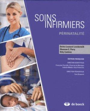 Soins infirmiers Périnatalité-cheneliere / ccmd-9782804176402
