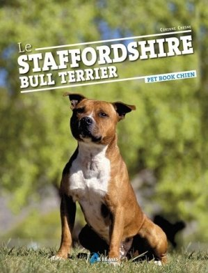Staffordshire bull terrier-artemis-9782816010572