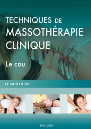 Techniques de massothérapie clinique-maloine-9782224034733