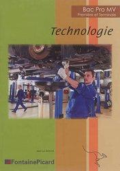 Technologie Première et Terminale BAC PRO