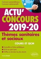Thèmes sanitaires et sociaux concours 2019-2020