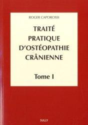 Traité pratique d'ostéopathie crânienne