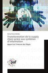 Transformation de la supply chain grâce aux systèmes d'information